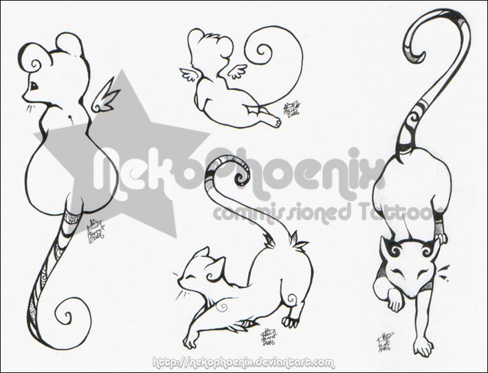 Rattoo by nekophoenix