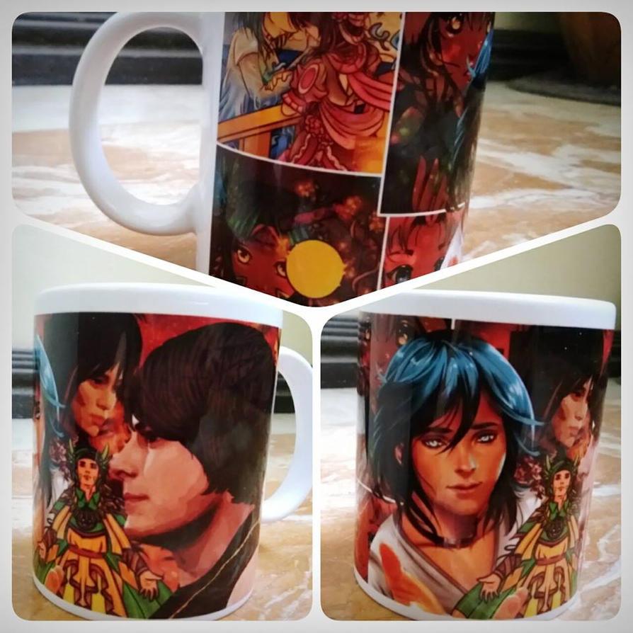 Souvenir Mug by HarkinDeximire