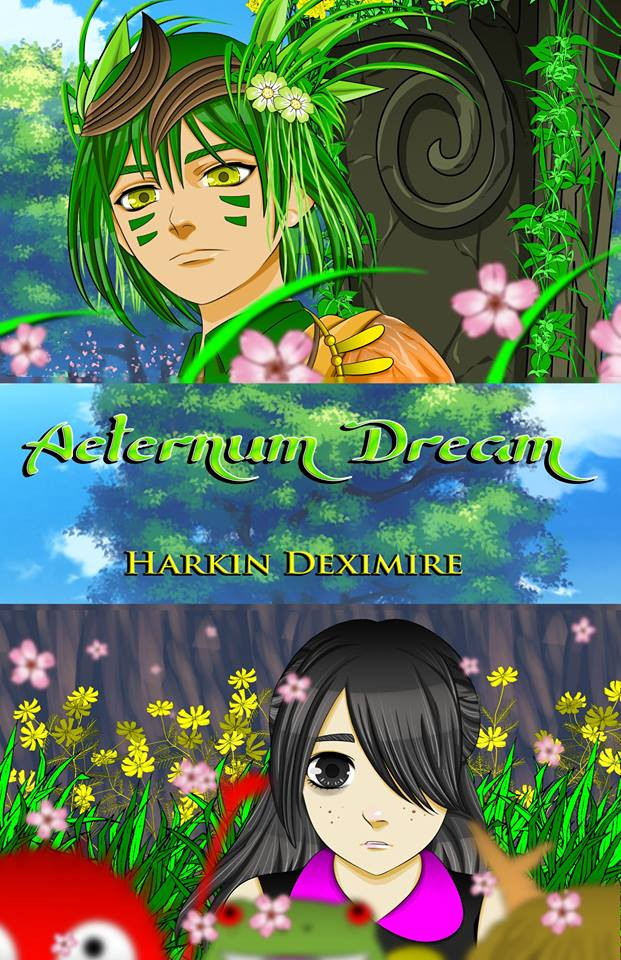 Aeternum Dream (Second Book) by HarkinDeximire
