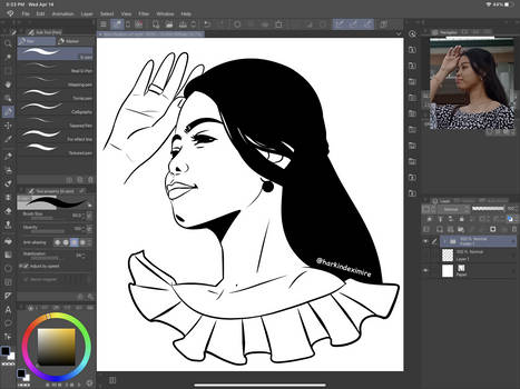 Digital Inking (WIP)