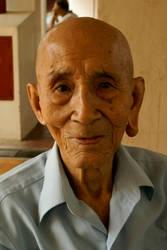 Portrait of an Elderly