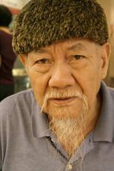 Portrait of an Elderly 2