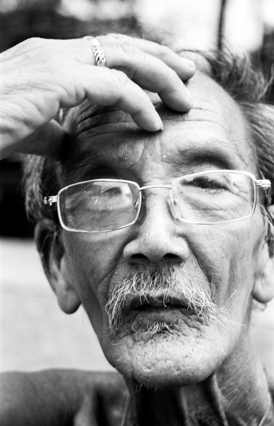 Chinatown portrait series 1