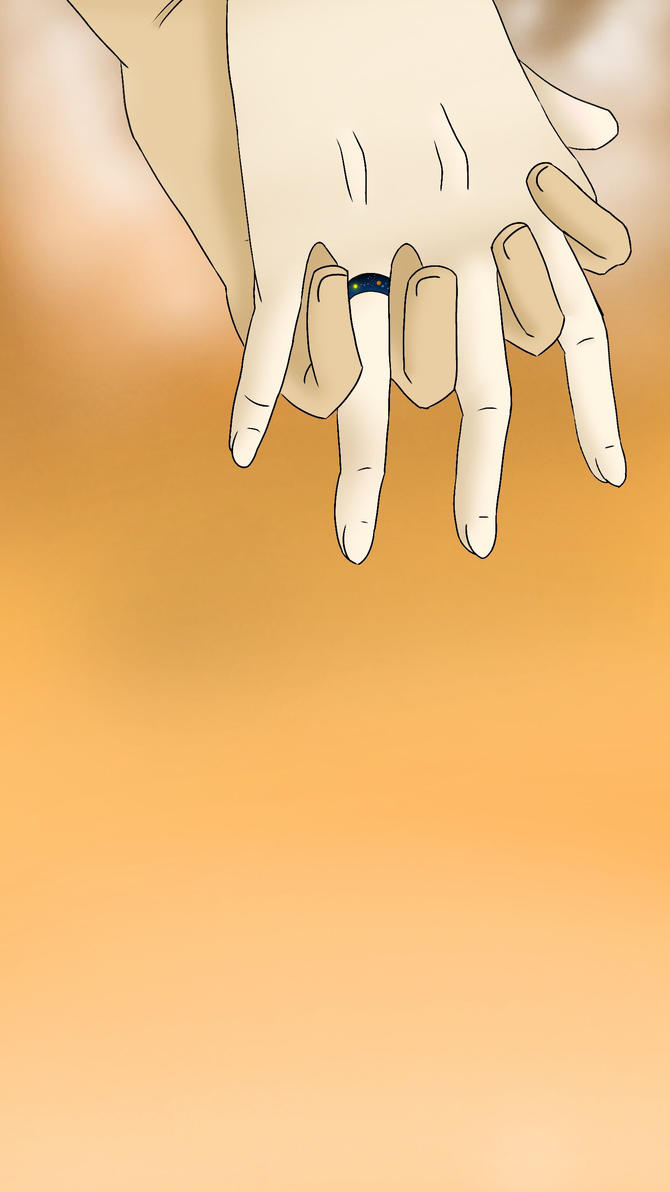Holding Hands by velocity420