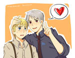 prussia and germany- teenagers