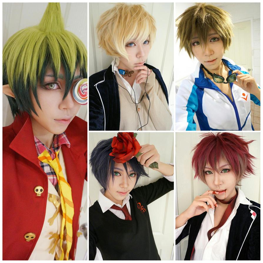 2014 - cosplay selfie by miimiiakatsuki