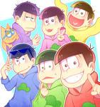 6 SAME FACES