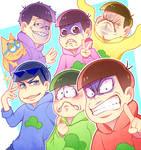 6 SAME FACES ?