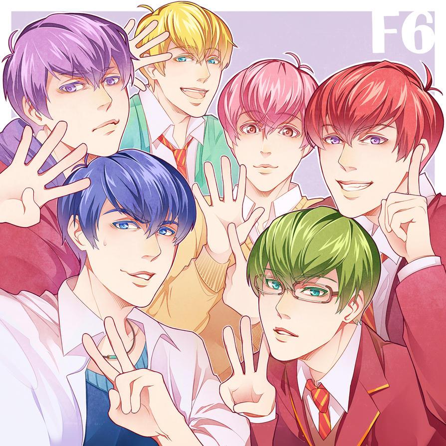 F6 selfie by miimiiakatsuki