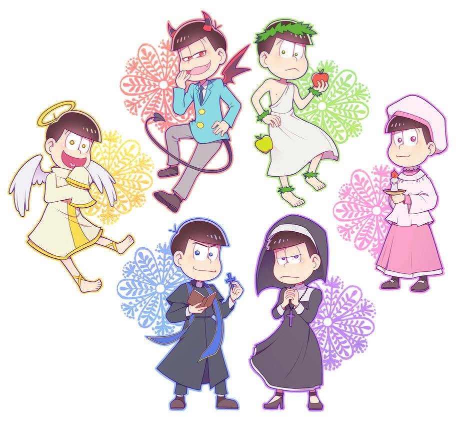 Religion Matsu by miimiiakatsuki
