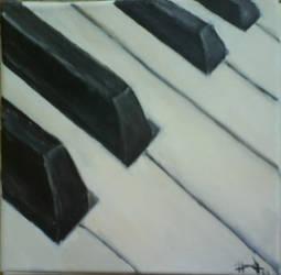 Piano by Handy-CZ