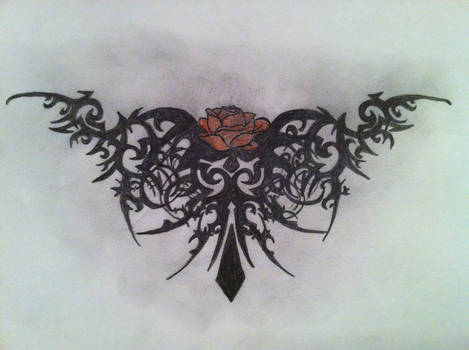 Tramp Stamp Tattoo Design By DisastrousDelilah On DeviantArt