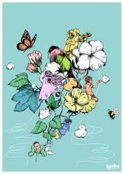 Cotton Fantasy by Raindropmemory