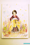 Cheerfully Yours, Hanbok Girl