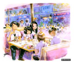 Ice Cream et Superstar by Raindropmemory