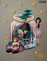 Ladies 'n' Jar by Raindropmemory