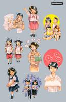 Quality of Children's Life Illustration