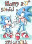 Sonic: 20th Anniversary