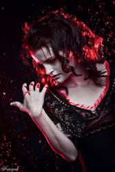 Sweeney Todd:Blood on my Hands by DashaOcean