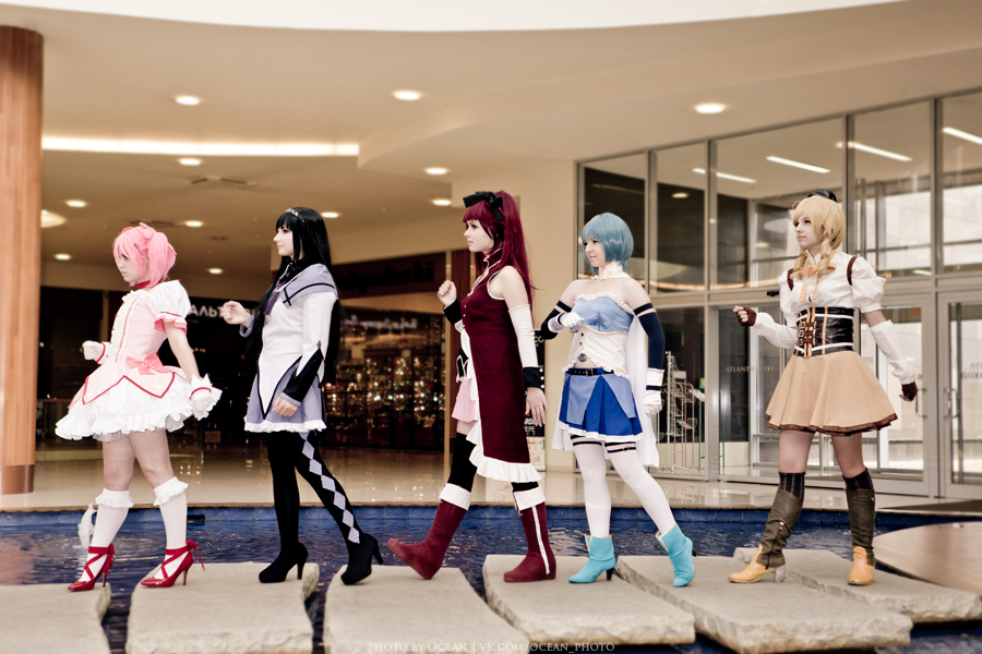 Madoka Magica: Like The Beatles? by Ocean-san