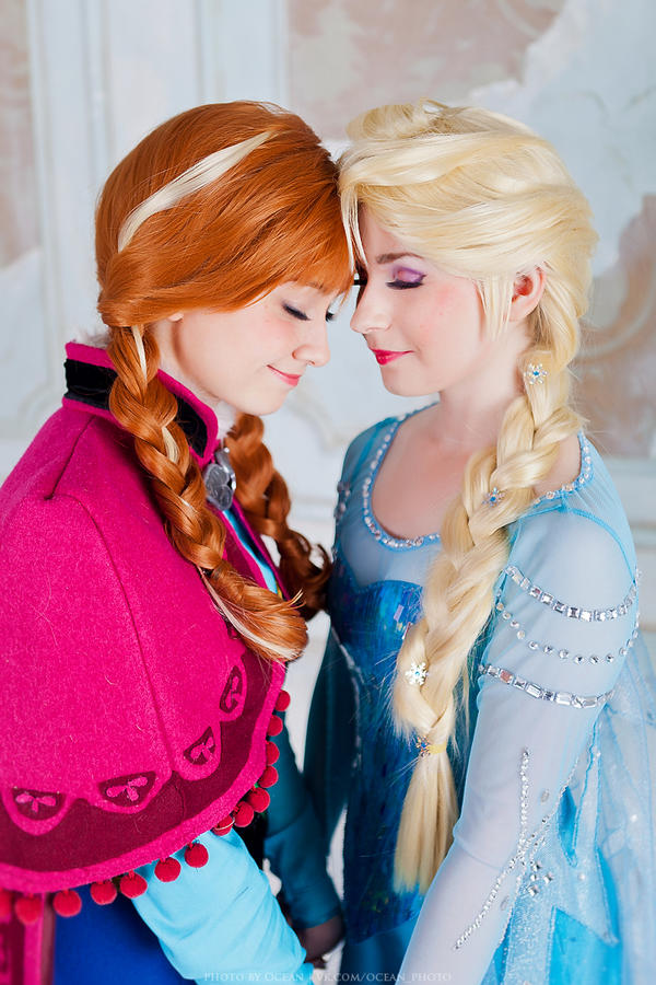 Frozen: Happily Ever After by DashaOcean