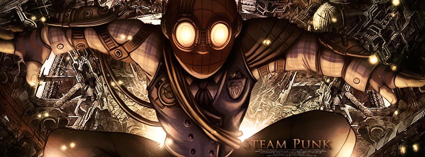 Steam Punk by Xpade