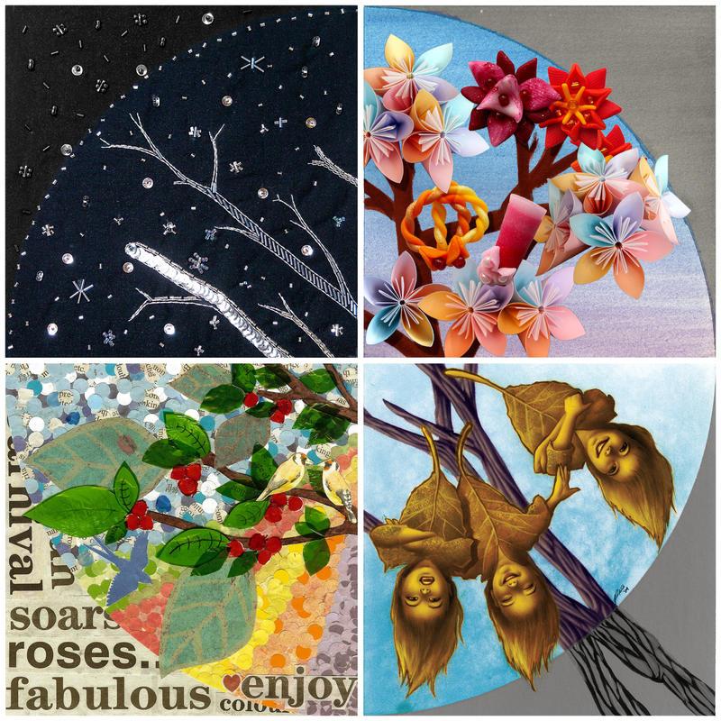 Three Deviants, Four Seasons by SRaffa