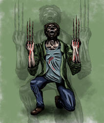 The Wolverine by Jojo66punt0