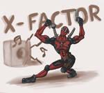 X-Factor by Jojo66punt0