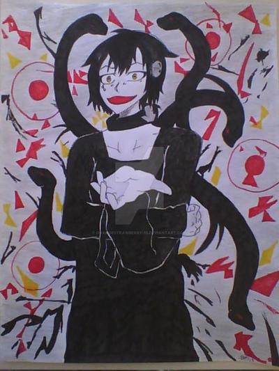 Kuroha Kagerou Project Wallpaper
