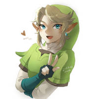 rough sketch:tp link by muse-kr