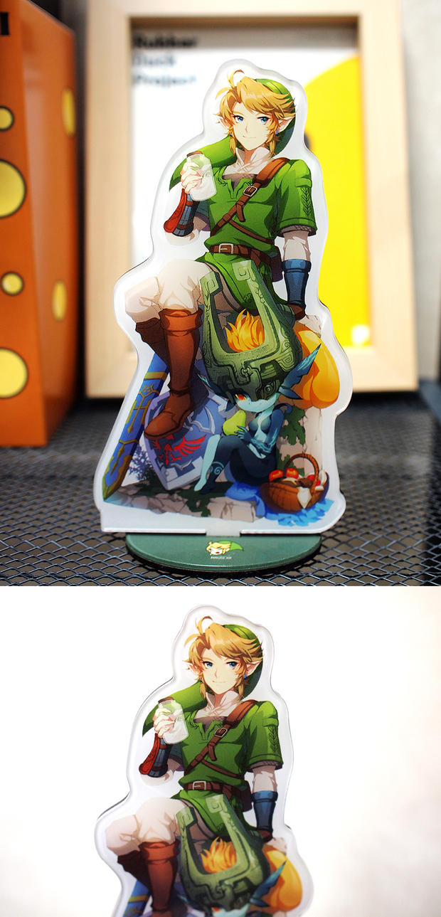 acrylic stand by muse-kr