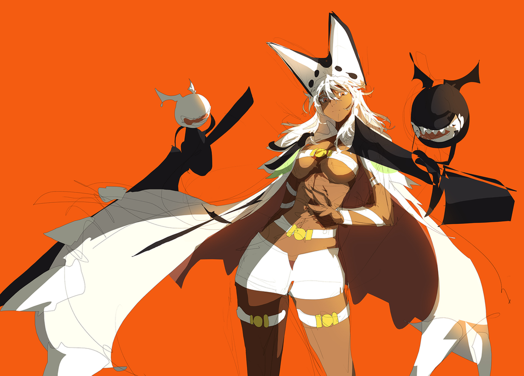 Rough Ramlethal Valentine By Muse Kr ...