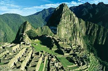 Machu Picchu Inca Sanctuary