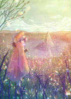 Secret garden by clarityblue