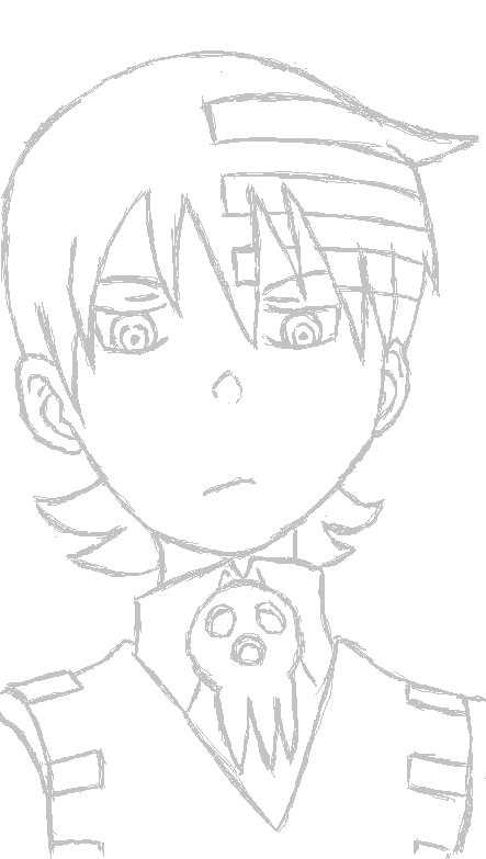 Soul Eater Death the Kid Sketch by enjoytheride201 on DeviantArt