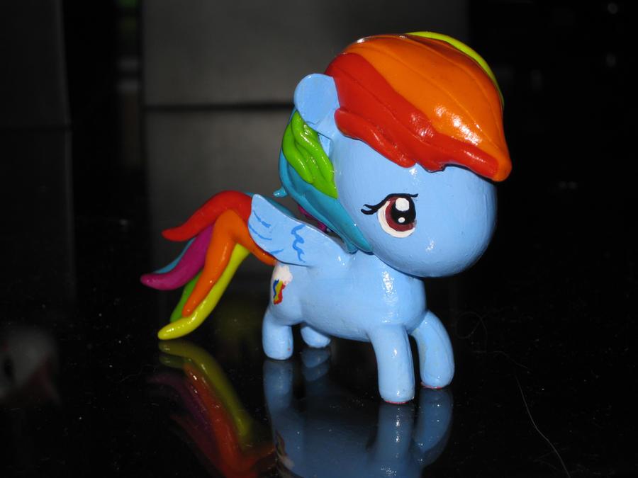 Rainbow dash Unicorno by FairyAnts