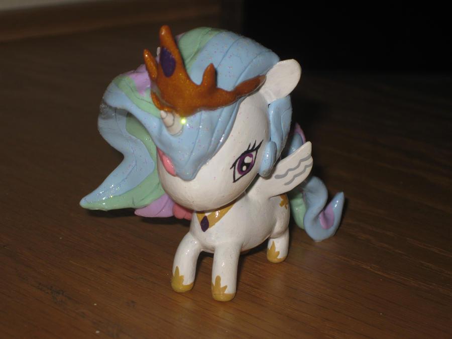 Princess Celestia Unicorno by FairyAnts