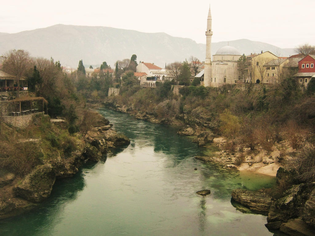 Mostar by PhysaliaPhysalis-88