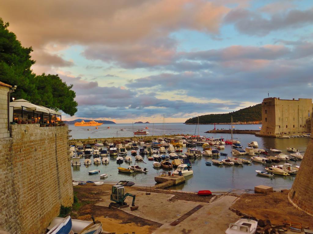 Dubrovnik Old Port by PhysaliaPhysalis-88