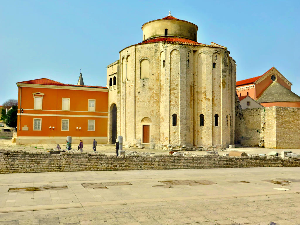 Church of St. Donatus by PhysaliaPhysalis-88