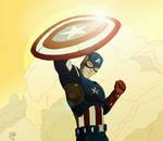 Captain America's Mighty Shield