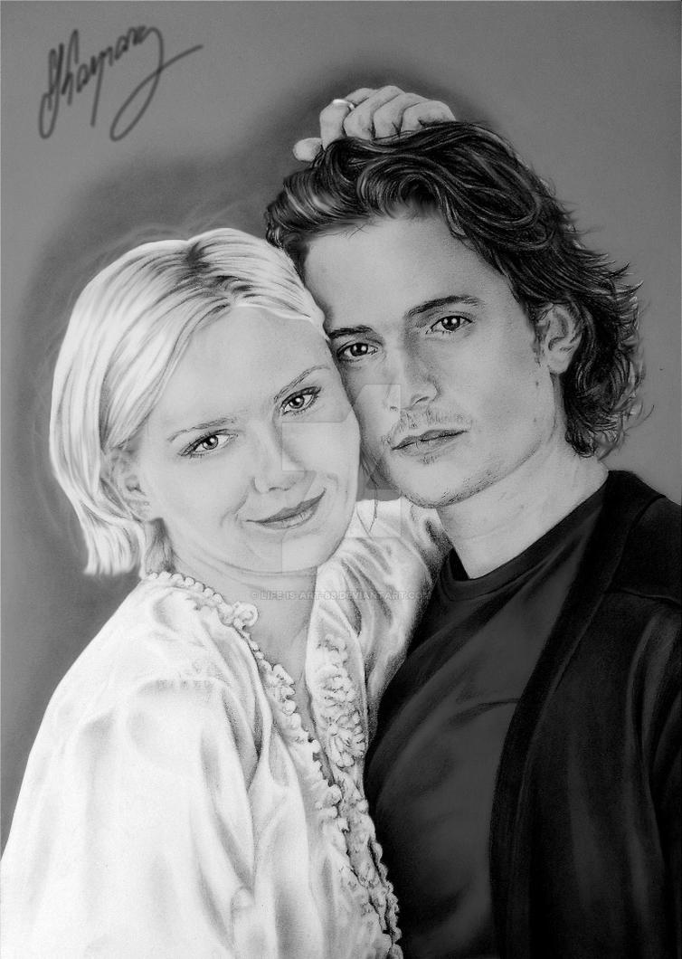 Kirsten and Orlando by Life-Is-Art-88