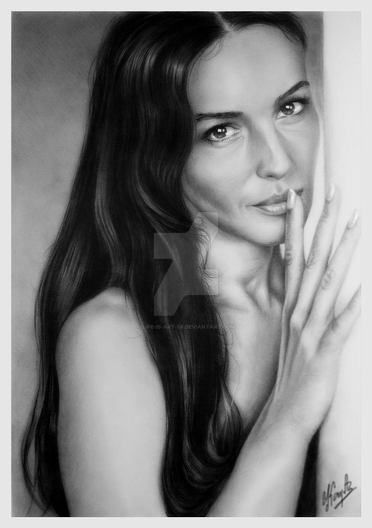 MONICA BELLUCCI by Life-Is-Art-88