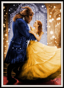Beauty and the Beast - Color Version