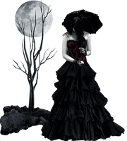 Gothic Lady by Life-Is-Art-88