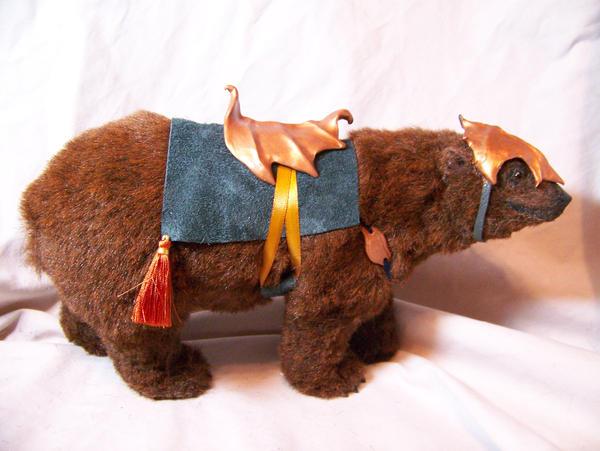 Urso by AmandaKathryn