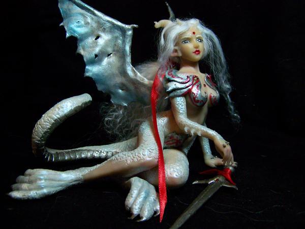'Gemma' Dragon fairy 1 by AmandaKathryn