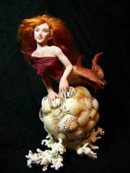 Shark mermaid 2 by AmandaKathryn