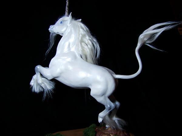 """Tempest"" unicorn by AmandaKathryn"